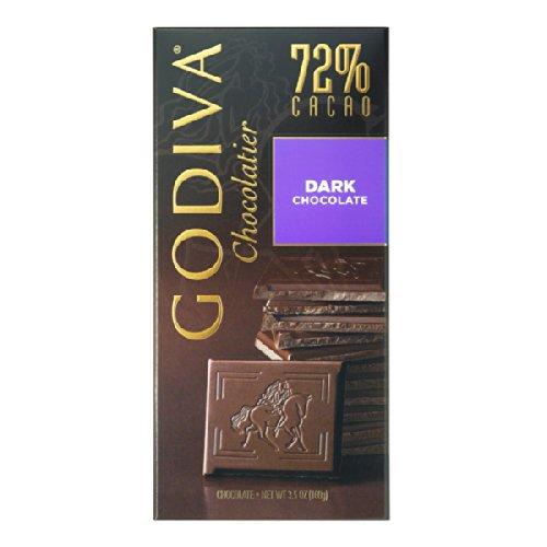 ゴディバ (GODIVA) タブレット 72%ダーク