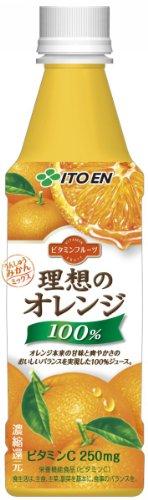 伊藤園 ビタミンフルーツ理想のオレンジ 350ml×24本