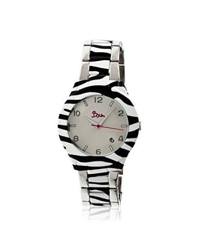 Boum Women's BM1304 Bombe Multicolor/Silver Metal Watch