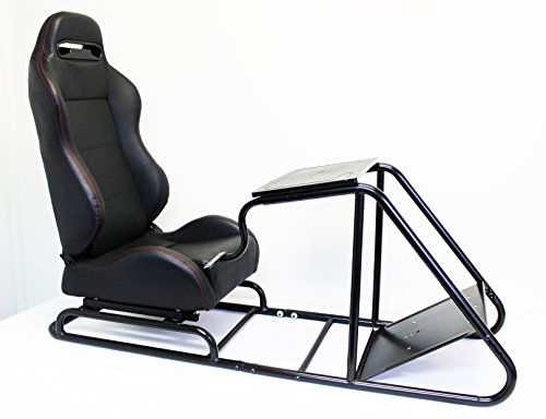 playseat-driving-simulator-cockpit-gaming-chair-with-gear-shifter-mount-chair-is-not-included