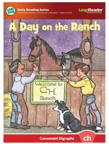 """""""A Day on the Ranch"""" features consonant digraphs (ch)"""