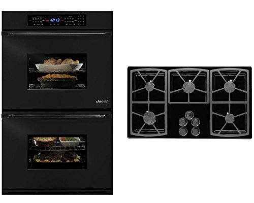 dacor-classic-2-piece-black-kitchen-package-with-eors230b-30-double-electric-wall-oven-and-sgm365b-3