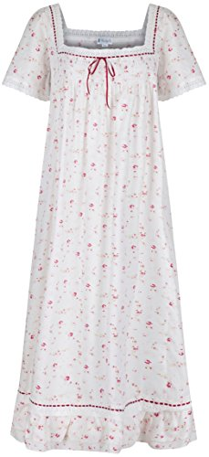 the-1-for-u-100-cotton-short-sleeve-nightgown-evelyn-xl-vintage-rose
