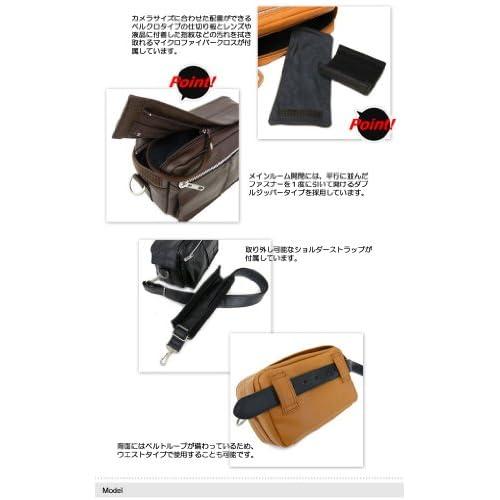 [ポーター] PORTER FREE STYLE フリースタイル カメラバッグ(S) 707-06124 (ブラック)