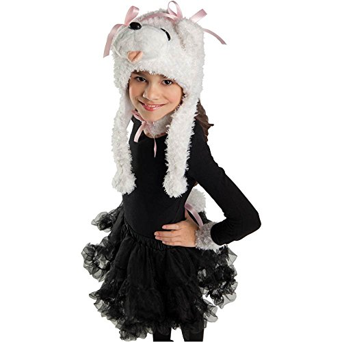 Curly Poodle Kids Costume Kit - One Size