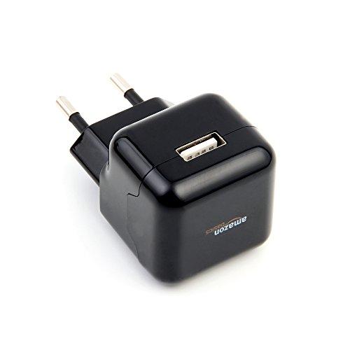 AmazonBasics Chargeur secteur avec sortie USB 2,1A