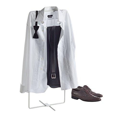 Mixrack Kleiderständer schwarz