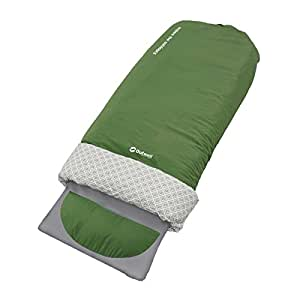 Amazon Outwell Cameo air bed Single green Camping