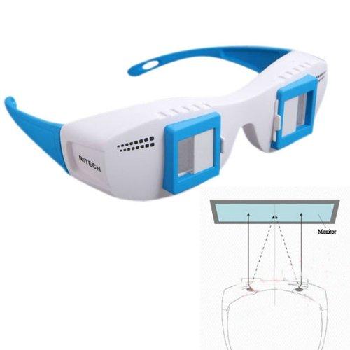 Kính xem phim 3D cho màn hình thường (pc,laptop,tv,máy chiếu không có chức năng 3D)