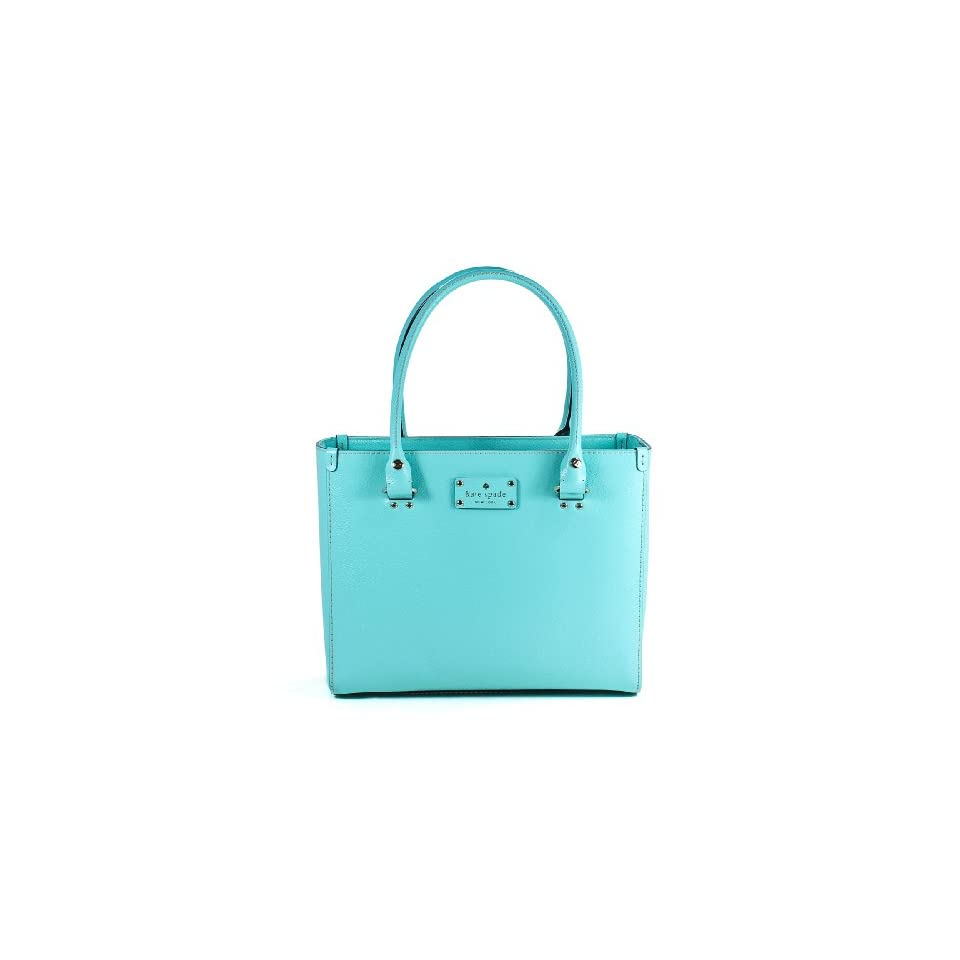 Kate Spade Wellesley Quinn Fresh Air Blue Handbag WKRU1428