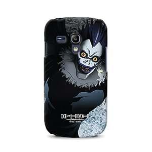 Diabloskinz D0106-0062-0033 komplett bedruckte Schutzhülle für das Samsung Galaxy S3 Mini -Death Note Ryuk