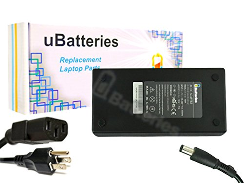 UBatteries AC Adapter Charger Dell Vostro 3360 - 150W, 19.5V