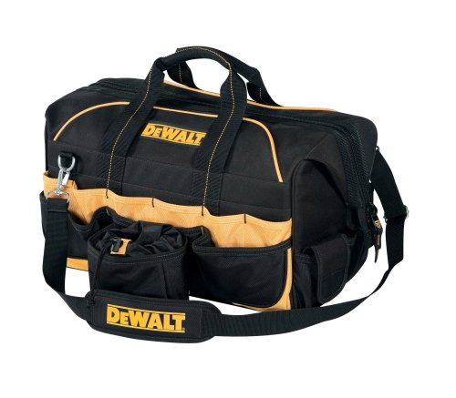 DEWALT DG5553 18-Inch Pro Contractors Closed-top Tool Bag