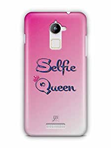 YuBingo Selfie Queen Designer Mobile Case Back Cover for Coolpad Note 3 Lite