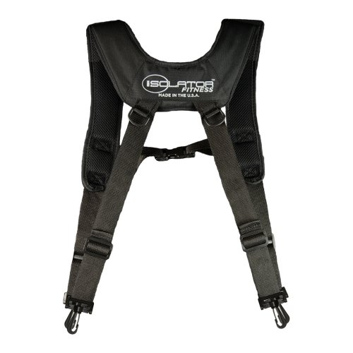 The Isobag Harness (Black/Black) - 1