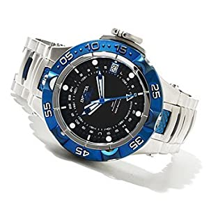 Invicta Subaqua GMT Automatic Mens Watch 12878