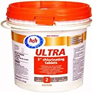 Lonza Microbial 41245 HTH Ultra Chlorine Tablet-HTH 3