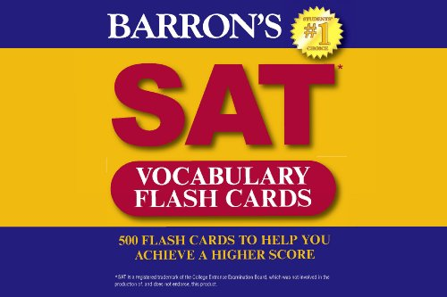 Sharon Weiner Green - SAT Vocabulary Flash Cards