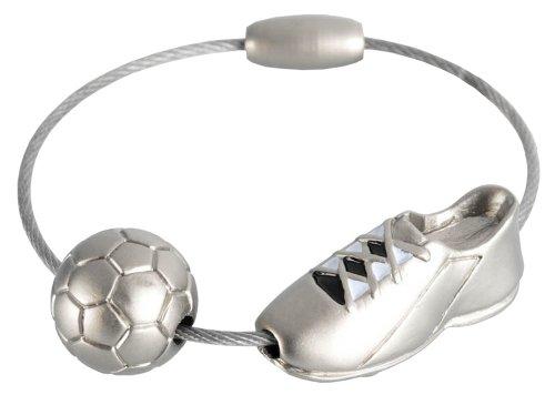 troika-portachiavi-unisex-argento-argento-5-cm