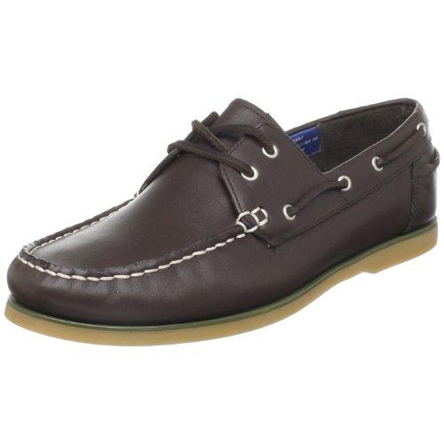 Rockport Women's K56086 Bonnie Boat Shoe,Dark Brown,5 M US