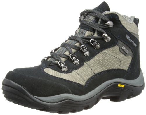 Karrimor Mens KSB Aspen Mid lll Weathertite Trekking and Hiking Boots K399-GRT-153 Graphite 8 UK, 42 EU, 9 US