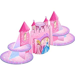 Hallmark - Disney Very Important Princess Dream Party Cupcake Stand