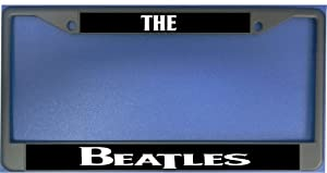 beatles plate frame
