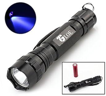 1stk Flashlight UV Taschenlampe 12 LED Lampe Werkzeug Ultraviolett Prüfgerät