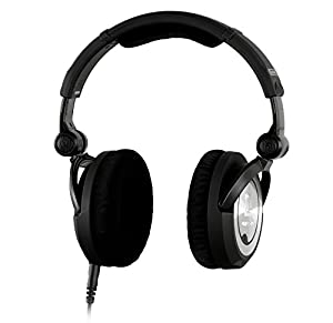 Ultrasone PRO 900 S-Logic Surround Sound Professional Closed-back Headphones with Transport Box