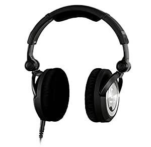 ultrasone pro 900 s logic surround sound professional closed back headphones with. Black Bedroom Furniture Sets. Home Design Ideas