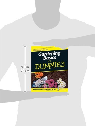 Gardening basics for dummies media books non fiction books - How to plant a flower garden for dummies ...