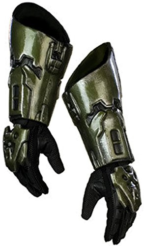 Halo Master Chief Gloves Adult Costume Accessory
