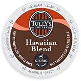 Tully's Coffee K-Cups, Hawaiian Blend, 96 Count