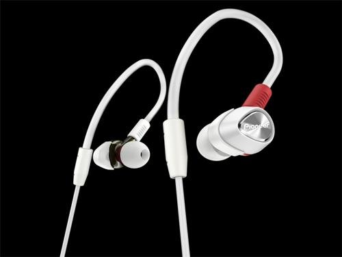 Pioneer Dje-2000 In Ear Headphones White