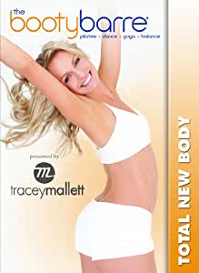 Tracey Mallett-The Booty Barre-Total New Body