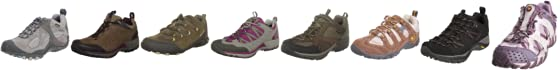 Merrell Womens Cham Arc Wind Gore-tex® Hiking Shoe