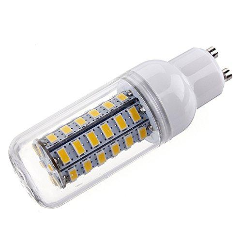 Kingso 8W Gu10 5730 48 Smd Led 220V Light Lamp Bulb Warm White