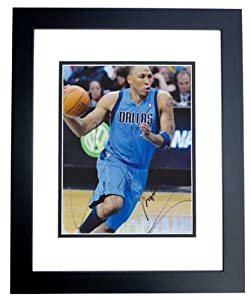 Shawn Marion Autographed Hand Signed Dallas Mavericks 8x10 Photo - BLACK CUSTOM FRAME... by Real Deal Memorabilia