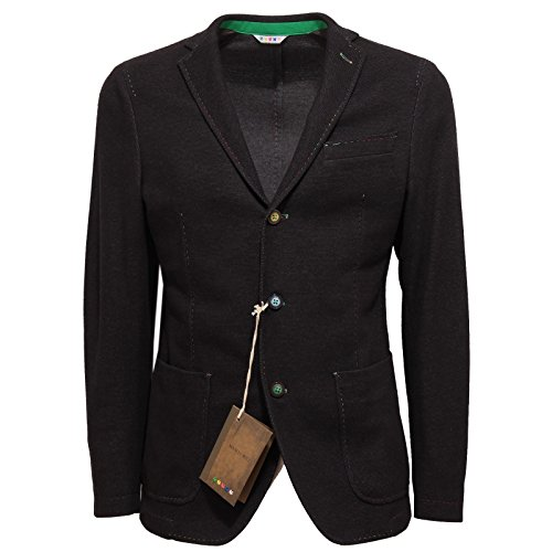 6331Q giacca uomo MANUEL RITZ giacche nero jacket men [48]