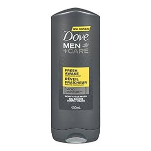 Dove Men+Care  Fresh Awake Energizing Scent Body & Face Wash 400ml