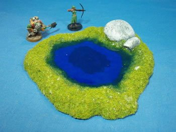 Ultra Blue Pool B