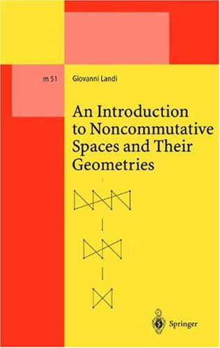 An Introduction to Noncommutative Spaces and their Geometry