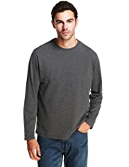 Pure Cotton Soft Touch Crew Neck T-Shirt