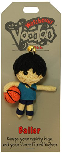 Watchover Voodoo Baller Doll, One Color, One Size