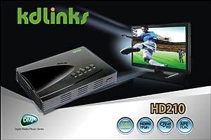 New Arrival! - kdLinks HD210 Full HD 1080P Multimedia Digital Signage TV Media player