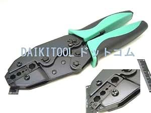 同軸ケーブルBNC専用圧着工具 6PK-230PA DAIKITOOL 3C 4C 5C