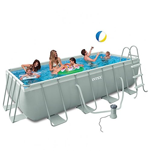 Intex Ultra Quadra Frame Pool