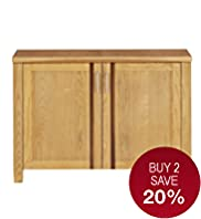Clovelly 2-Door Sideboard