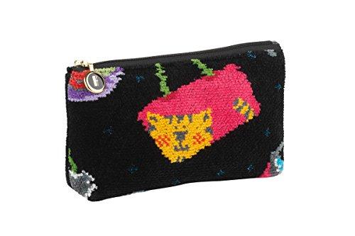 Feiler cba01000740000 - Beauty-case M 4, Crazy Bags, 18 x 9 cm, colorato