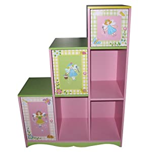 Liberty House Toys Fairy Storage Cabinet/ Shelves